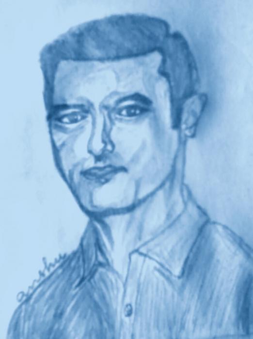 Aamir Khan by AvinashJhaAnshu